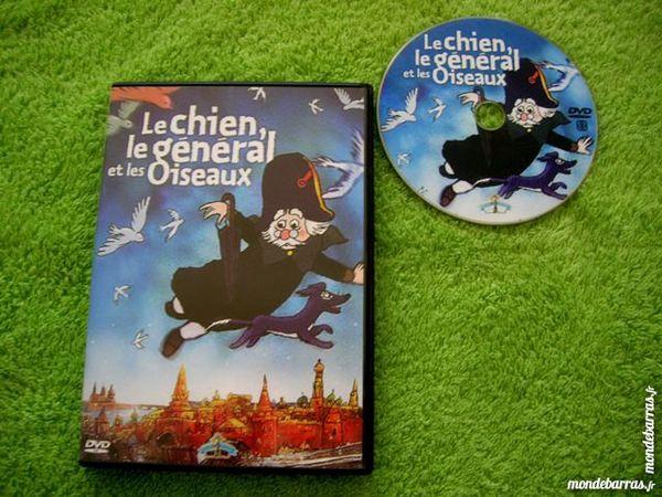 DVD LE CHIEN, LE GENERAL et les OISEAUX - Dessin Animé 6 Nantes (44)