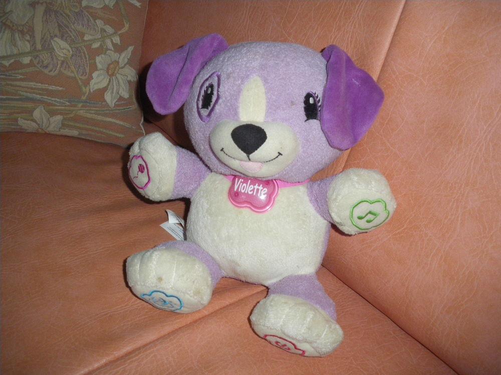 chien violette  4 Calès (46)