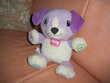 chien violette