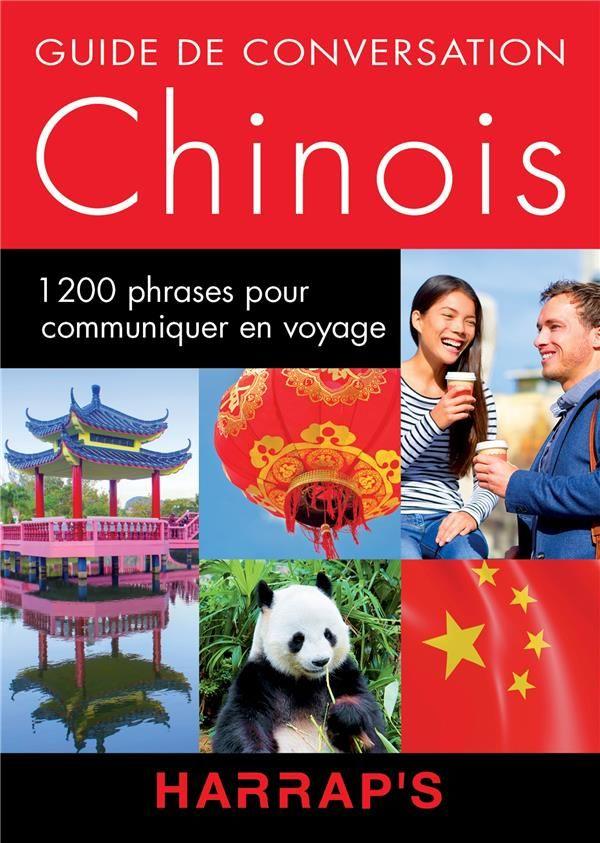 Chinois ; guide de conversation HARRAP'S 5 Saint-Just-Ibarre (64)
