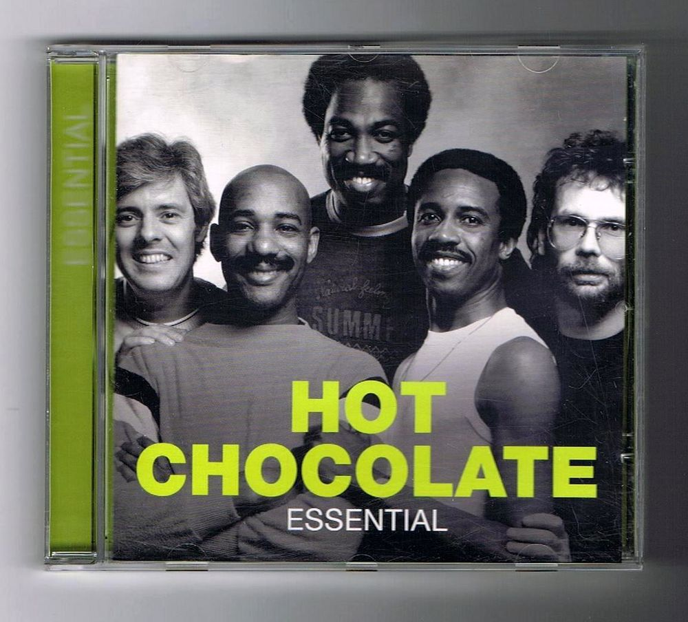 HOT CHOCOLATE - CD 18 T. Compil. ESSENTIAL - YOU SEXY THING  5 Tourcoing (59)