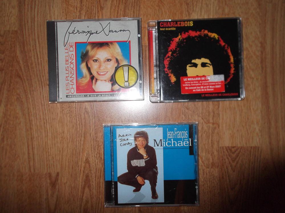 CD au choix 3 Eu (76)