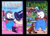 T'CHOUPI - 2 VHS / prixportcompris 12 Lille (59)