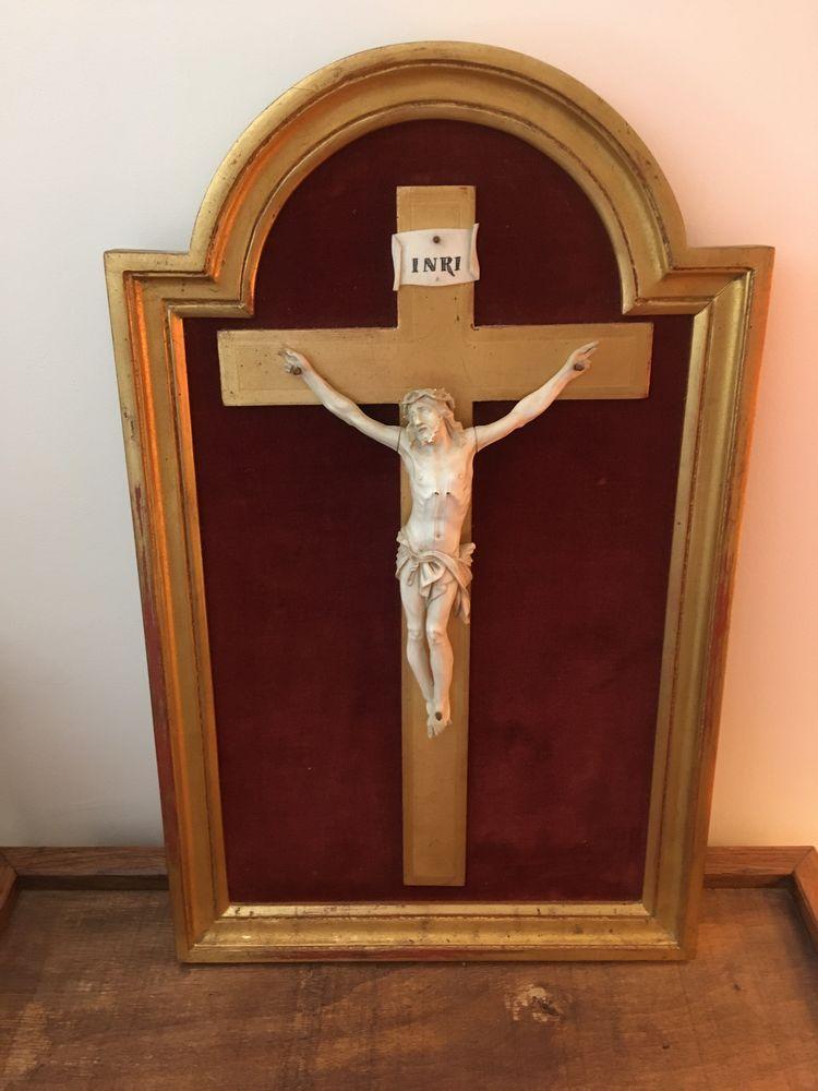 CHRIST EN CROIX 150 Saint-Paul-en-Forêt (83)