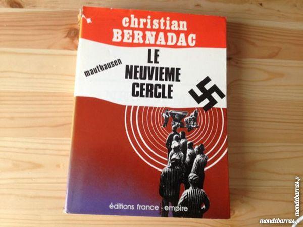 Christian Bernadac - Le neuvième cercle Livres et BD