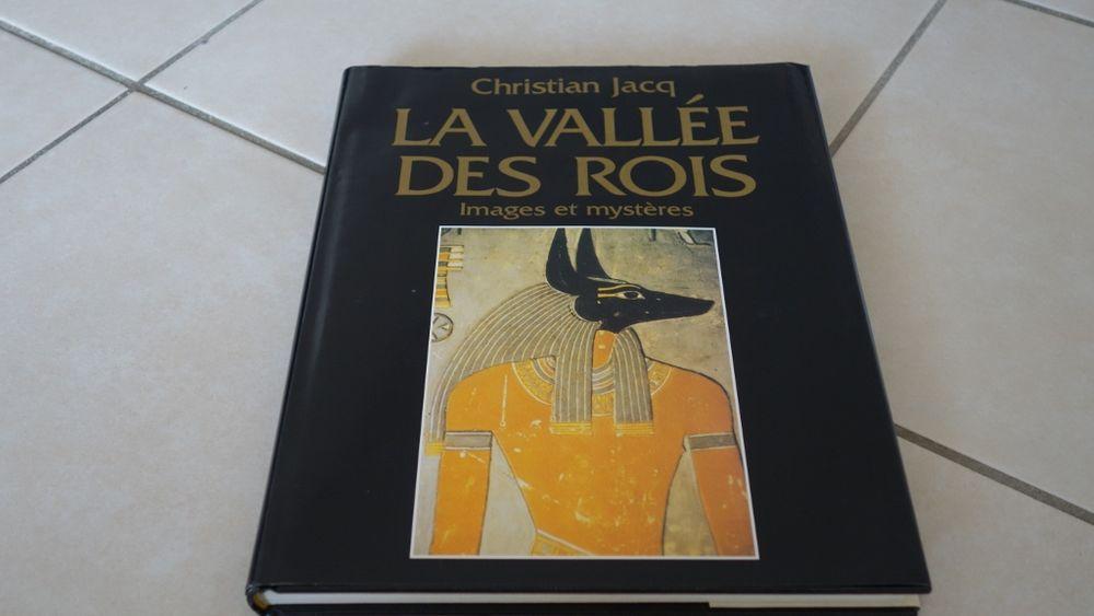 Christian Jacq: La vallée des Rois 5 Hyères (83)