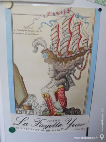 chromolithographie «L'image de l'indépendance» 20 Roclincourt (62)
