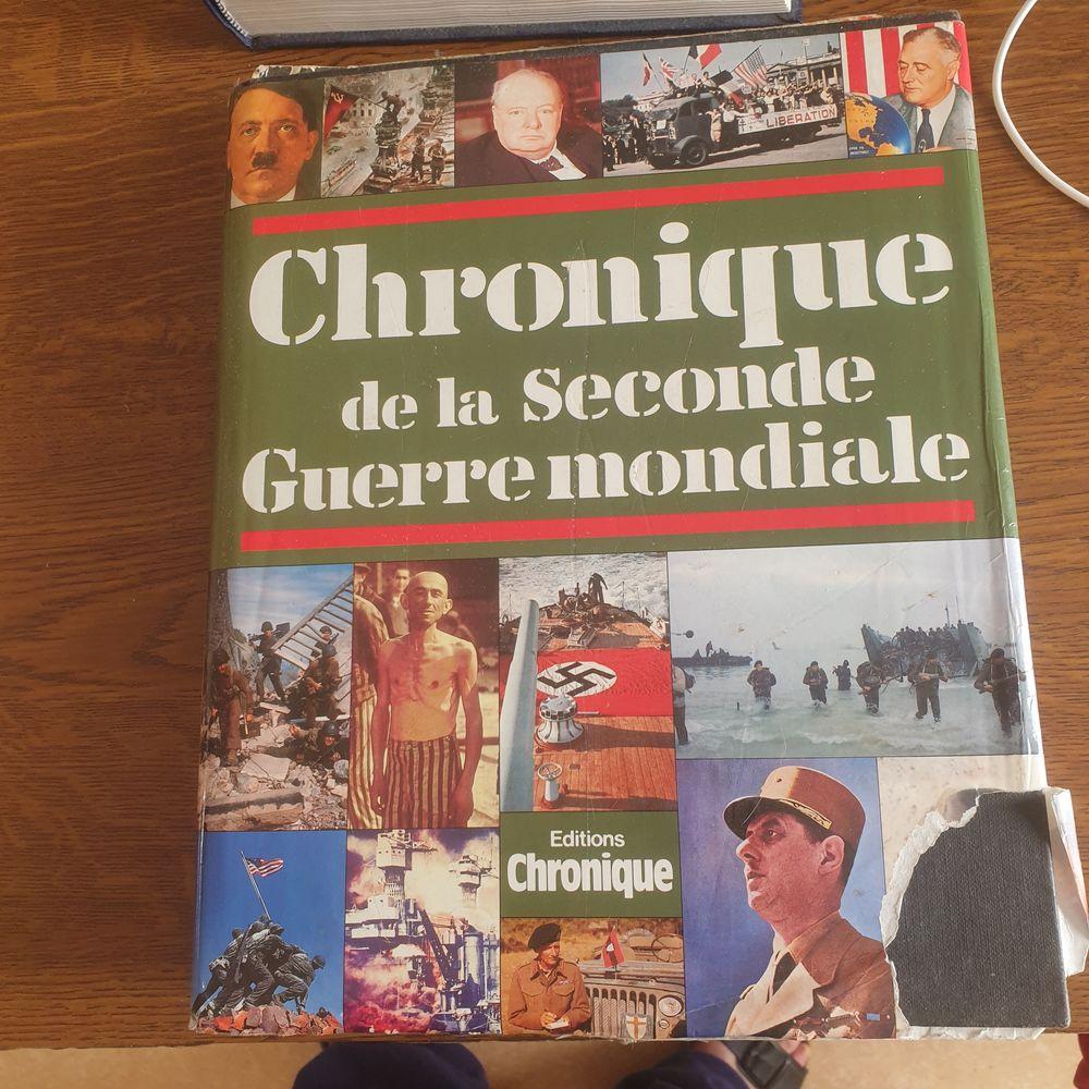 Chronique De La Seconde Guerre Mondiale 10 Lunéville (54)