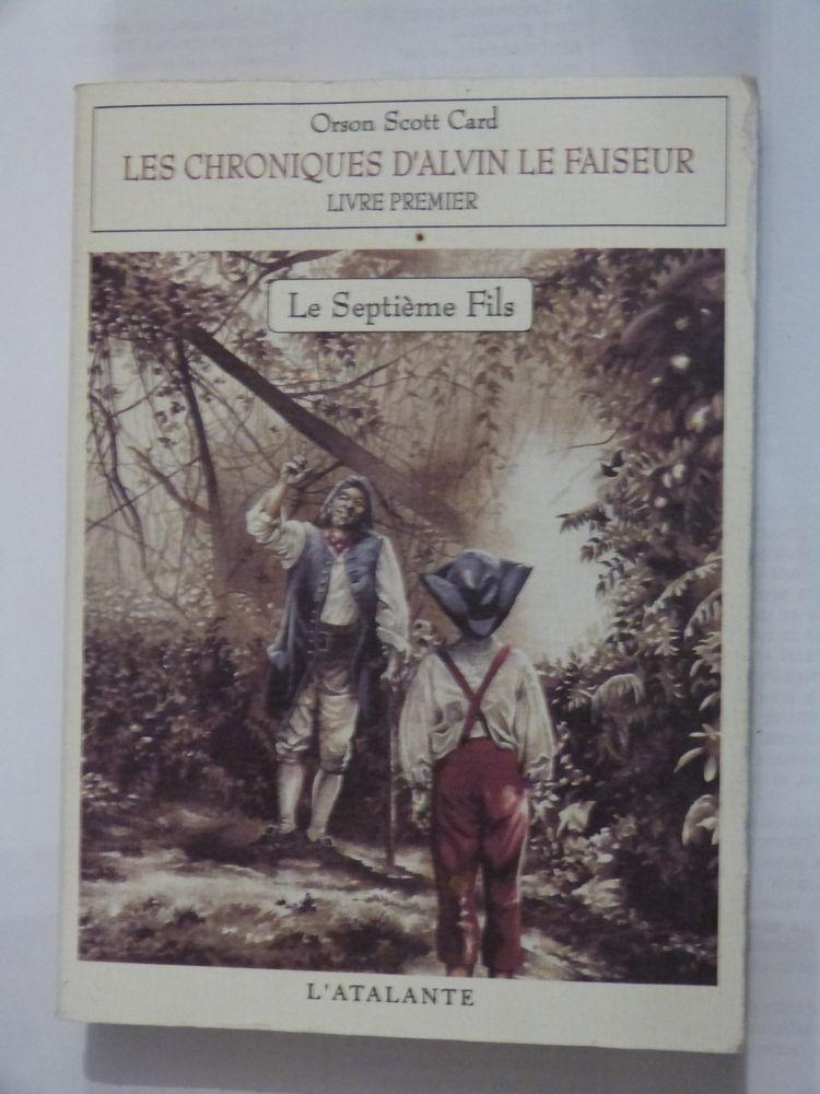 LES CHRONIQUES D '  ALVIN LE FAISEUR  livre premier 6 Brest (29)