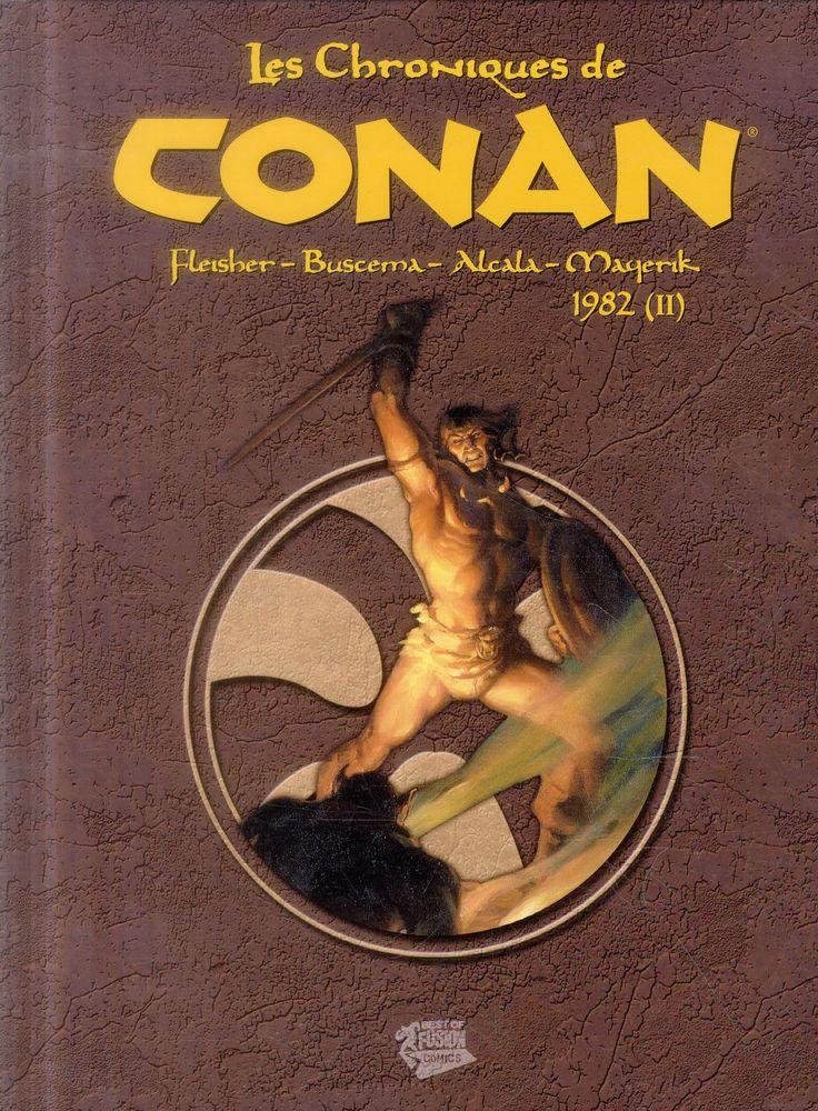 Les chroniques de Conan T.14 ; 1982 t.2 110 Montauban (82)