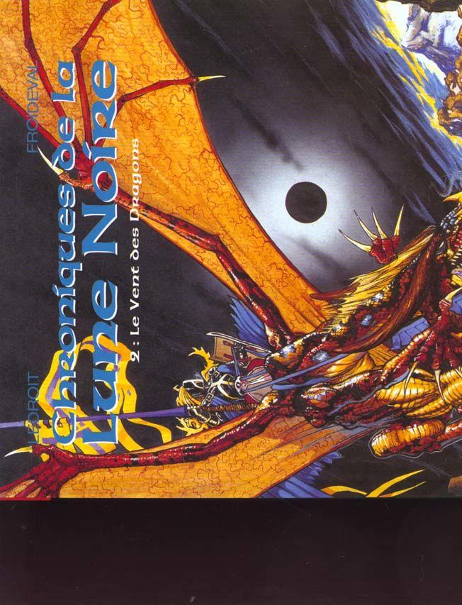 Chroniques de la lune noire t.2 ; le vent des dragons 5 Poitiers (86)