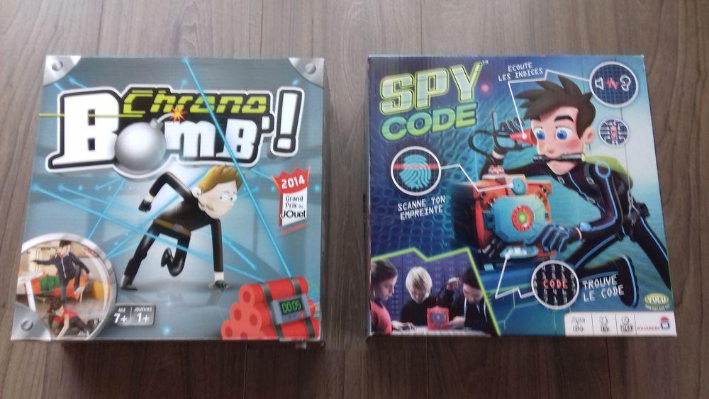 Chrono Bomb / Spy Code Jeux / jouets
