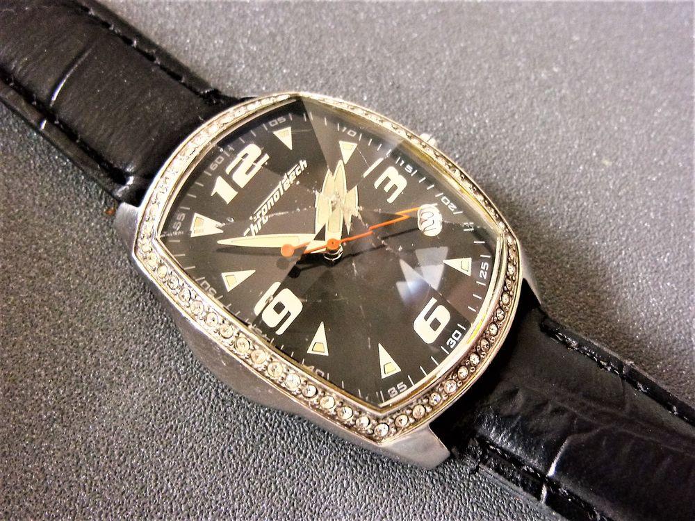 CHRONOTECH Prisma Exécutive montre homme 2010 ANQ1062 100 Metz (57)