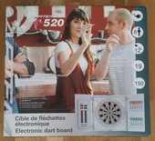 Cible de fléchettes électronique 50 Boulogne-Billancourt (92)