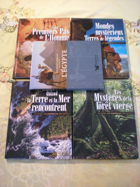cinq livres comme neuf 10 Bailleau-l'Évêque (28)