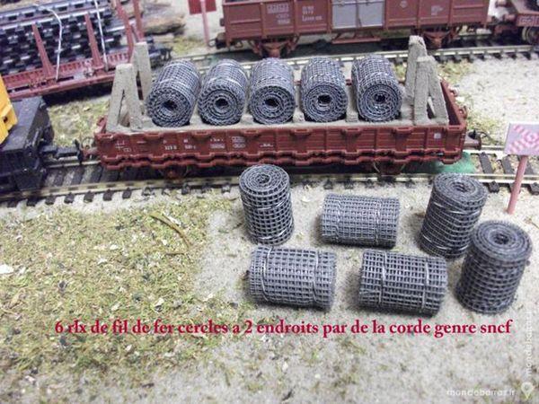 6 RLX - CIRCUITS TRAINS ELECTR. EN HO 6 Hénin-Beaumont (62)