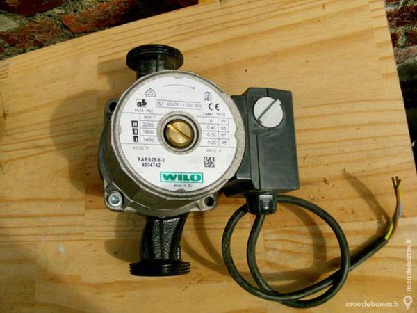 Circulateur chauffage Wilo 75 Lens (62)