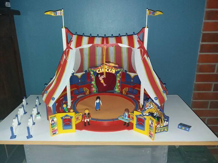 cirque bateau des fées playmobil 25 Briare (45)