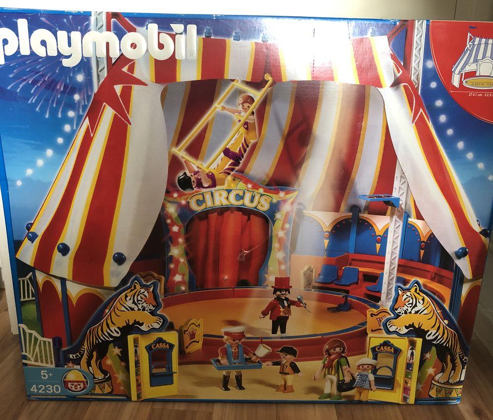 Cirque playmobil  120 Cormeilles-en-Parisis (95)