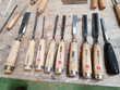 Ciseaux et gouges à bois Bricolage