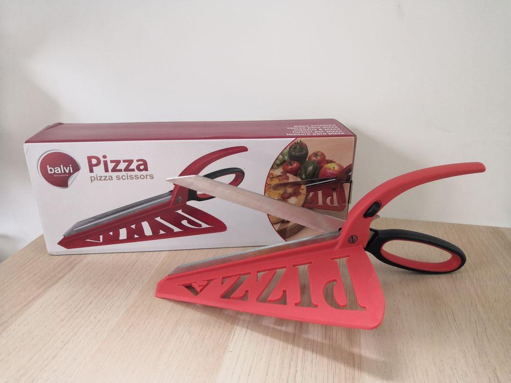 Ciseaux à pizza avec spatule 3 Le Grand-Quevilly (76)
