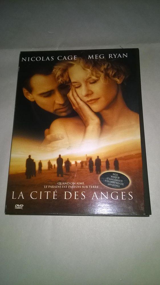 DVD La Cité des anges Nicolas Cage, Meg Ryan  1998 Excell 10 Talange (57)
