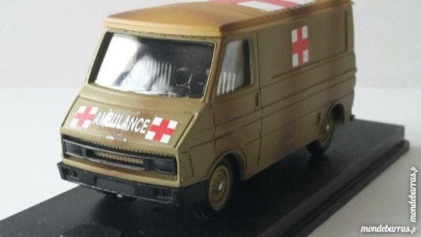 Citroën C35 ambulance militaire 22 Follainville-Dennemont (78)