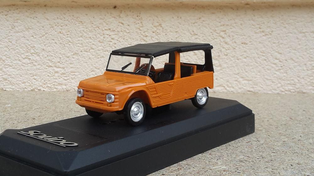 Citroën Méhari  18 Follainville-Dennemont (78)
