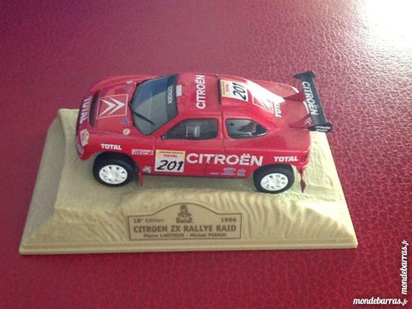 Citröen ZX Rallye Raid Norev 9 Étampes (91)