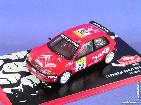 Citroen Saxo Kit Car Monte carlo 1999 1/43 Neuf 20 Guînes (62)