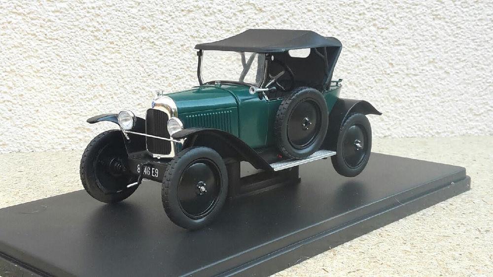 Citroën 5 HP Torpédo type C3 1926 32 Limay (78)