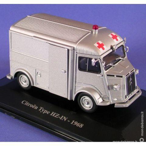 Citroen Type H Ambulance militaire 18 Coudekerque-Branche (59)