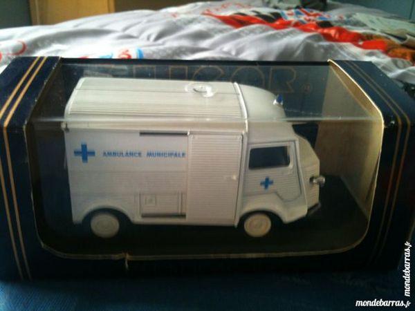 Citroën type h ambulance municipale eligor 1/43 Jeux / jouets