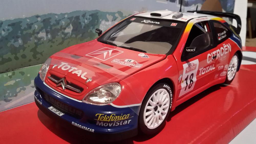 Citroën Xsara WRC - Rallye d'Italie San Remo 2003 48 Follainville-Dennemont (78)