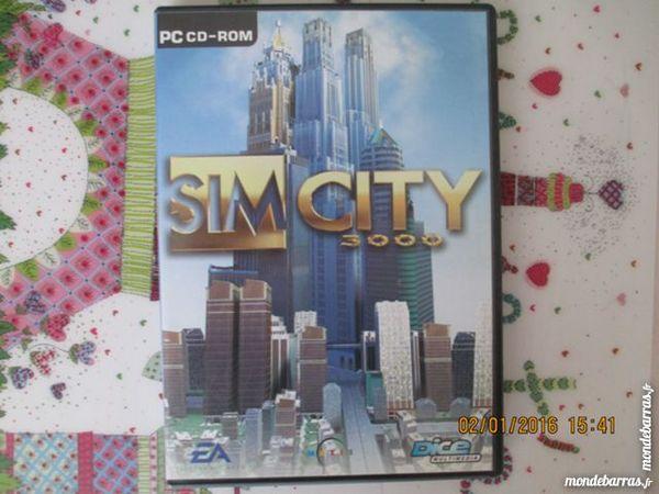 CD-ROM SIM CITY 3000 6 Alfortville (94)