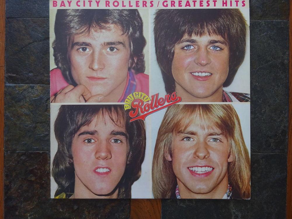 BAY CITY ROLLERS, 1971, JAZZ, vinyle 33 tours 10 Éragny (95)