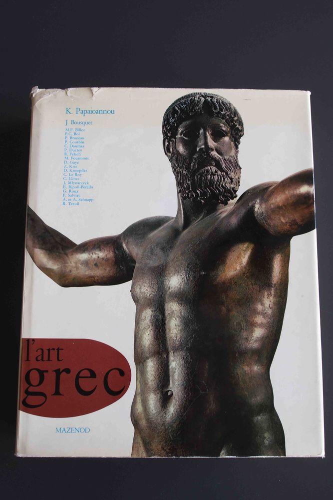 L'art et la civilisation de la Grèce ancienne - Papaionnou 75 Rennes (35)