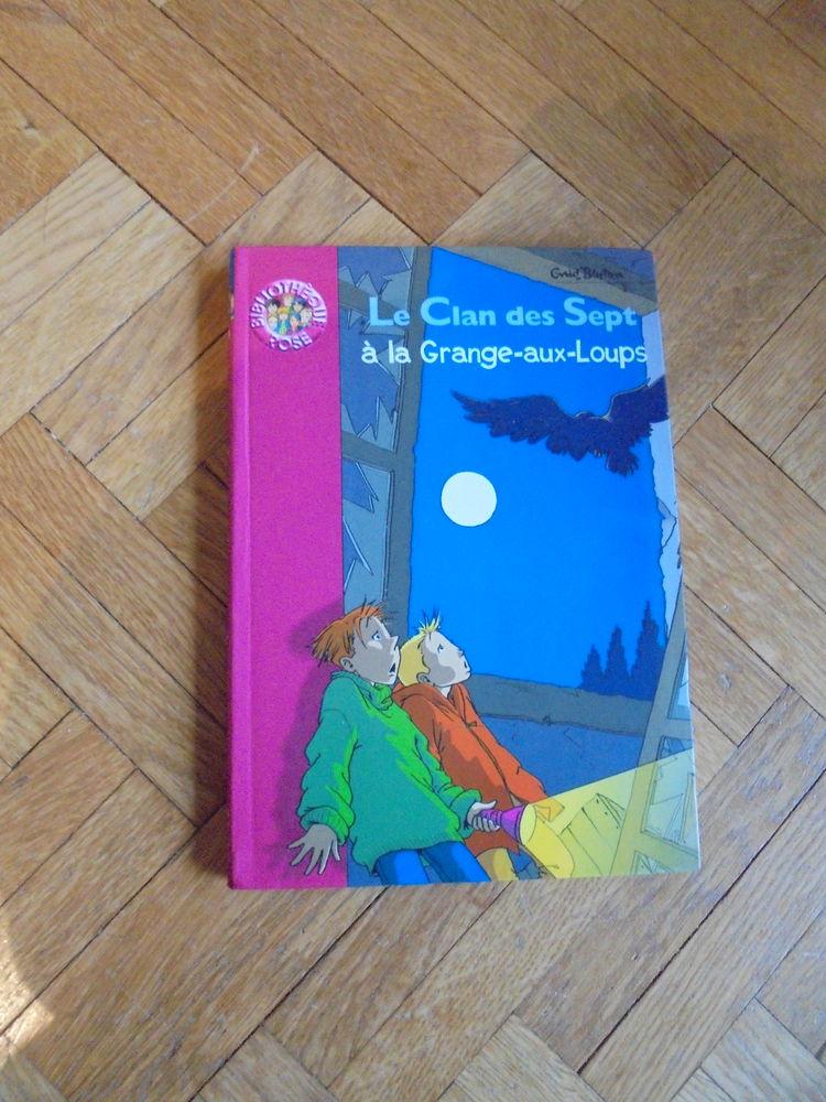 Le Clan des Sept à la Grange-aux-Loups (98) 3 Tours (37)