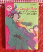LE CLAN DES SEPT ET L'HOMME DE PAILLE BIBLIO ROSE SOUPLE 2 Attainville (95)