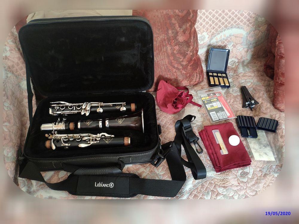 Clarinette Leblanc Sonata Bb 660 Colombes (92)