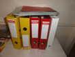 classeur grand format + intercalaire et pochette document
