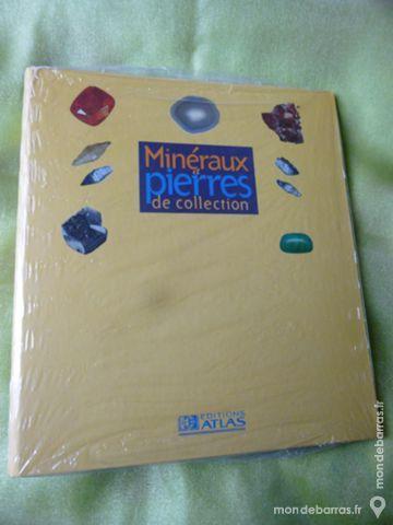 Classeur «Minéraux et Pierres de collection » 4 Goussainville (95)