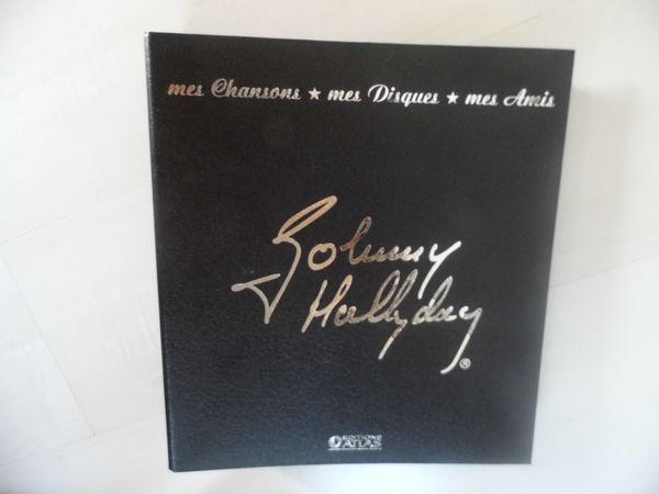 Classeurs Johnny Hallyday 50 Plérin (22)