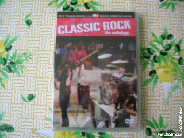 DVD CLASSIC ROCK Anthology 70'S 8 Nantes (44)