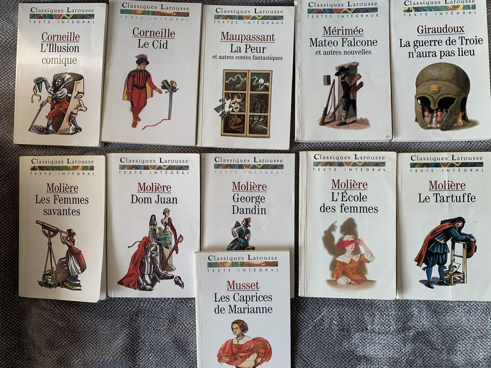 Lot de 11 classiques de la littérature 28 Arcueil (94)