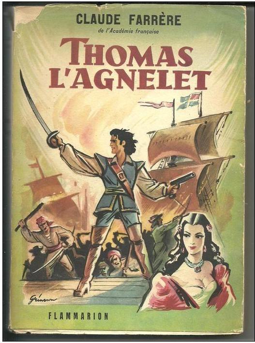 Claude FARRERE Thomas l'Agnelet 5 Montauban (82)