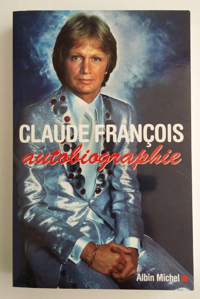 Claude François , autobiographie . 10 Limoges (87)