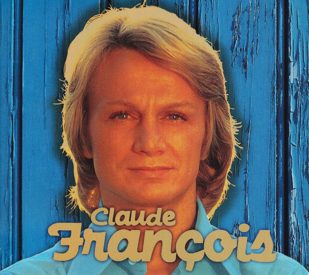 CD   Claude François     (Double Disque) 17 Bagnolet (93)