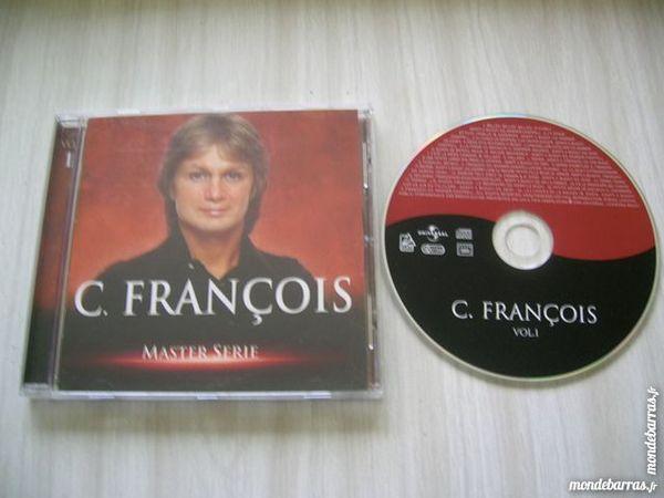 CD CLAUDE FRANCOIS Master Serie Volume 1 9 Nantes (44)