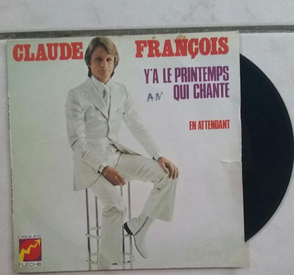 Claude François - Y'a le printemps qui chante 8 Habsheim (68)